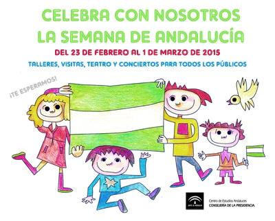 Una semana dedicada a Andalucía para celebrar el 28F