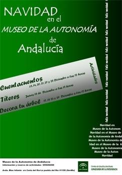 Navidad en el Museo de la Autonomía de Andalucía
