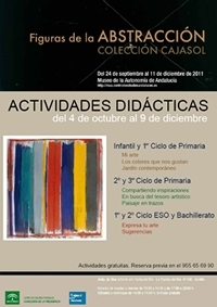 Actividades. 'Figuras de la Abstracción'