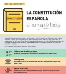 Constitución española, la norma de todos
