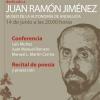 III Encuentro con la Poesía dedicado a Juan Ramón Jiménez