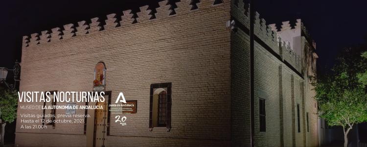 El Museo ofrece visitas nocturnas a la Casa de Blas Infante y los Jardines