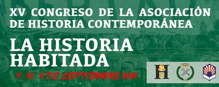 La Fundación CENTRA colabora con el XV Congreso de la Asociación de Historia Contemporánea de Andalucía