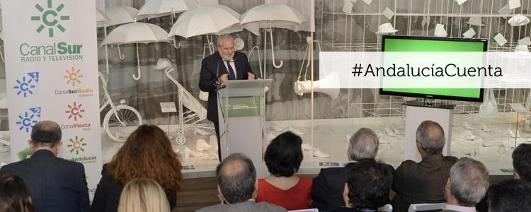 Canal Sur presenta en el Museo su programación especial para conmemorar el 4D