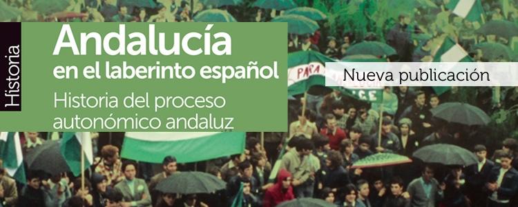 Andalucía en el laberinto español. Historia del proceso autonómico andaluz