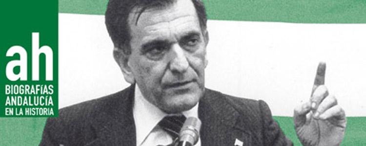 El Centro de Estudios Andaluces publica la biografía de Plácido Fernández Viagas, primer presidente de la Junta de Andalucía