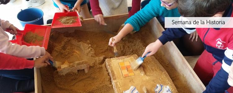 Navegantes, arqueólogos y alcaldes en los talleres de la Semana de la Historia