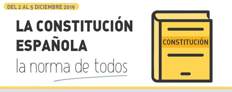 'La Constitución española, la normal de todos', nueva propuesta educativa para centros escolares