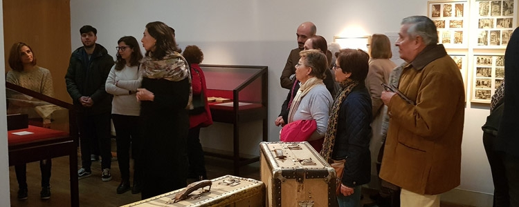 La exposición sobre la historia del souvenir se prorroga hasta el 29 de marzo