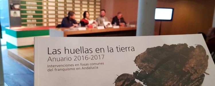 Anuario de intervención en fosas comunes del franquismo
