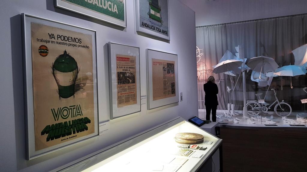 La campaña del 28F, protagonista de los 'Documentos destacados de nuestra historia'