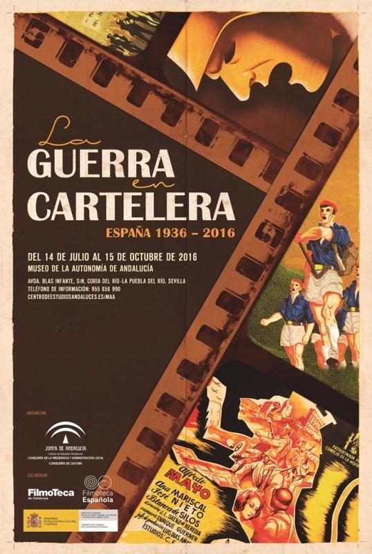 La Guerra en cartelera. España 1936-2016