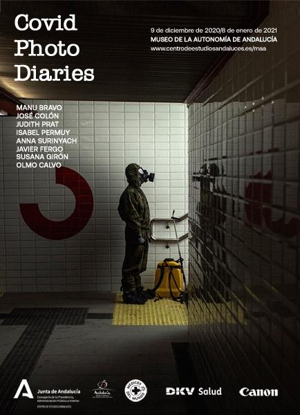 Covid Photo Diaries. 8 fotógrafos, 1 virus