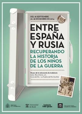 Entre España y Rusia. Recuperando la historia de los niños de la Guerra