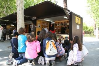 Cuentos andaluces en la Feria del Libro