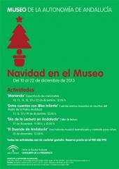 La Navidad llega al Museo de la Autonomía de Andalucía
