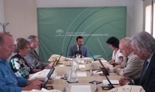 Reunión del Patronato del Centro de Estudios Andaluces