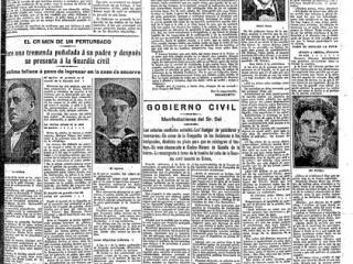 El Centro Documental de la Autonomía recopila los artículos de prensa sobre el 'complot de Tablada' de 1931