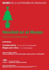 La Navidad llega al Museo de la Autonomía