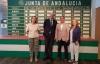 El consejero de la Presidencia visita el Museo de la Autonomía y confirma el refuerzo de su programación
