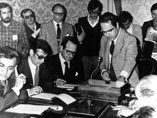 El pacto de Antequera 40 años después