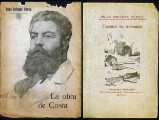 Digitalizadas dos nuevas primeras ediciones de obras de Blas Infante