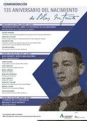 135 aniversario del nacimiento del Padre de la Patria Andaluza