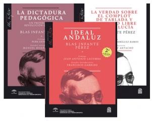 Disponibles para su libre descarga tres libros fundamentales de Blas Infante en edición crítica