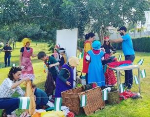Más de 2.500 personas han disfrutado de la programación especial con motivo del Día de Andalucía