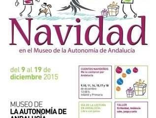 El Museo de la Autonomía de Andalucía invita a celebrar la Navidad con actividades para escolares y familias