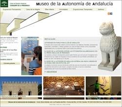 El Museo de la Autonomía de Andalucía estrena una nueva versión de su página web con motivo del 28 F