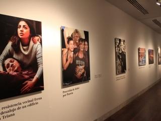 La exposición fotográfica 'La noticia revelada' afronta su recta final en el Museo de la Autonomía de Andalucía