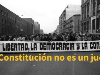 Juega y aprende sobre la Constitución Española