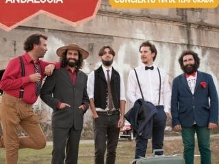 Más de 700 personas se dan cita en el concierto final de temporada de La Canalla