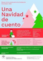 Cartel de Navidad 2018