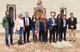La comisión de Presidencia del Parlamento visita el Museo de la Autonomía con motivo de la celebración de su décimo aniversario