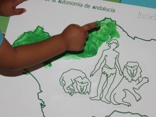 400 escolares han disfrutado ya del verano en el Museo de la Autonomía de Andalucía