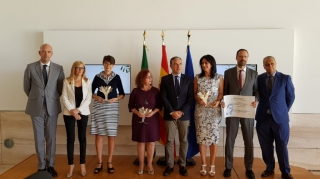 El Museo de la Autonomía acoge la entrega de los premios Blas Infante de Administración Pública