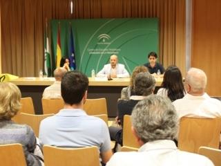 Imagen de la mesa redonda que se celebró el pasado 2 de junio