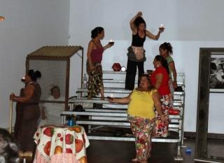 El Museo de la Autonomía de Andalucía se llena de público  en la celebración del Día del Flamenco
