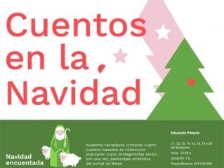 Cuentos de Navidad en el Museo de la Autonomía de Andalucía