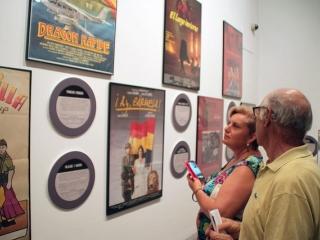 La exposición 'La Guerra en cartelera' regresa al Museo de la Autonomía