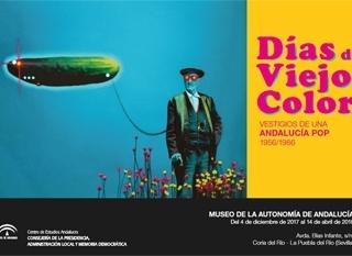 'Días de viejo color. Vestigios de una Andalucía pop (1956-1986)', nueva muestra en el Museo de la Autonomía