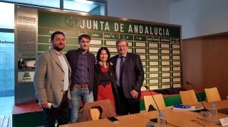 Presentación del Anuario 2016-2017 de intervenciones en fosas comunes del franquismo en Andalucía