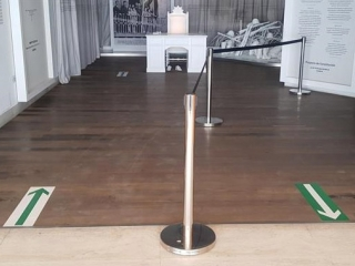La Casa de Blas Infante y el Museo de la Autonomía refuerzan las medidas de seguridad frente al COVID-19