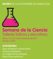 El Museo de la Autonomía propone nuevas actividades para celebrar la Semana de la Ciencia