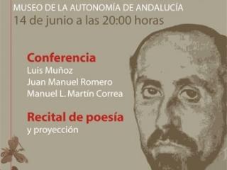 III Encuentro de poesía dedicado a Juan Ramón Jiménez