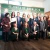 Canal Sur presenta en el Museo de la Autonomía su programación especial para conmemorar el Día de Andalucía