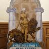 El vicepresidente de la Junta de Andalucía entrega al Tribunal Superior de Justicia de Andalucía una réplica del escudo de la Casa de Blas Infante
